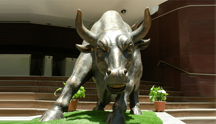 Sensex Closes At Record High
